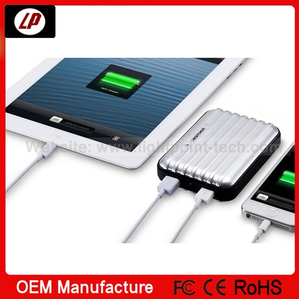 portable mobile power battery charger 11200mAh power bank for Lenovo Android mobile phone