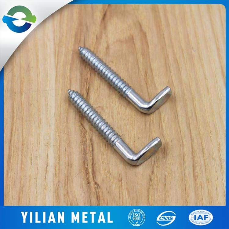 High Quality Doors And Windows Accessories Wood Screw Hook