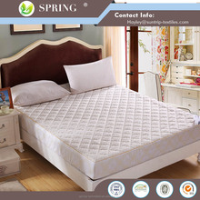 China Factory favorable price bamboo waterproof 100% bed bug proof mattress protector cover