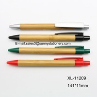 High quality wholesale Bamboos ball pen /ECO friendly logo pen for promotional