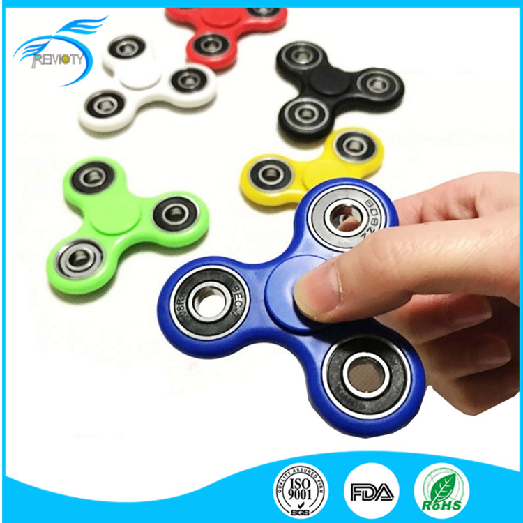 Hand Fidget Spinner Toy Relieve Stress spinning Spin top EDC