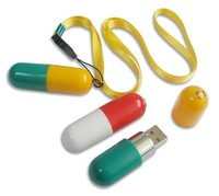 Promotional pill-shaped usb flash drive 2gb usb flash drive wholesale(SMS-FDP39)