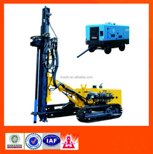 KG930B Pneumatic Jumbolter Roof Bolting Mining Rock Drilling Rigs