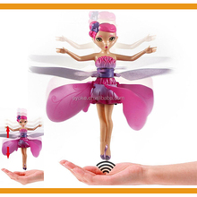 2017 hot selling gift flying toys fairy pixie for girls present