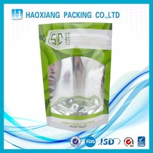 Coffee/ Tea/ Dried Fruit Plastic Foil Packaging Bags/ Stand Up Zipper Aluminum Foil Bags for food