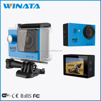 Sport Camera Full HD 1080P Action Camera WiFi Remote Control Waterproof Gopros 1080P Best Helmet Cam