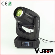 Stage lighting effects 280w 10r dj moving head light price /280w 10r 3 in 1 beam spot wash moving head disco light for bar