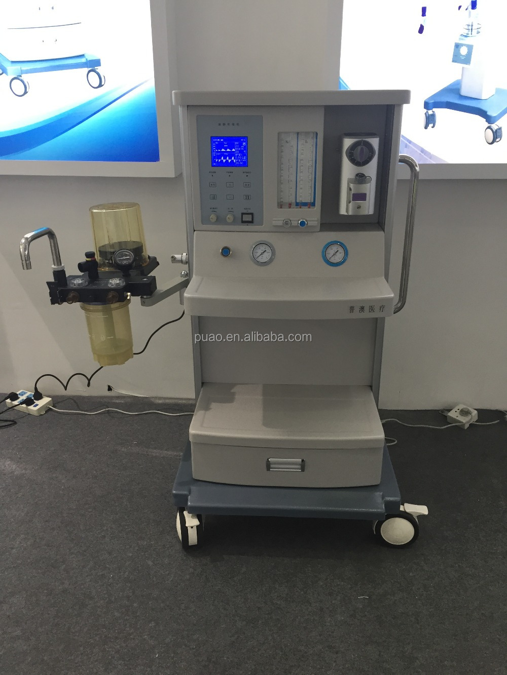 Electronic Medical Instruments : Hot selling electronic medical equipment anesthesia device