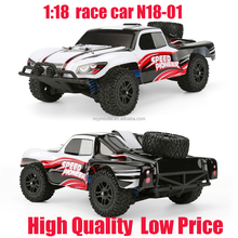 1:18 Waterproof Rc Car 2.4G Upgraded 4WD Remote Control Car 4x4 Rc Truggy Most Seller Game online play Car Racing
