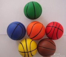 PVC PU promotional gifts ball toys basket ball