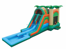 kids and adults commercial bounce house combo pool for sale