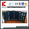 outdoor convenient portable solar charger,Home Solar Systems portable PV panels