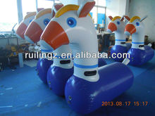 hot sale cheap inflatable horse for sale