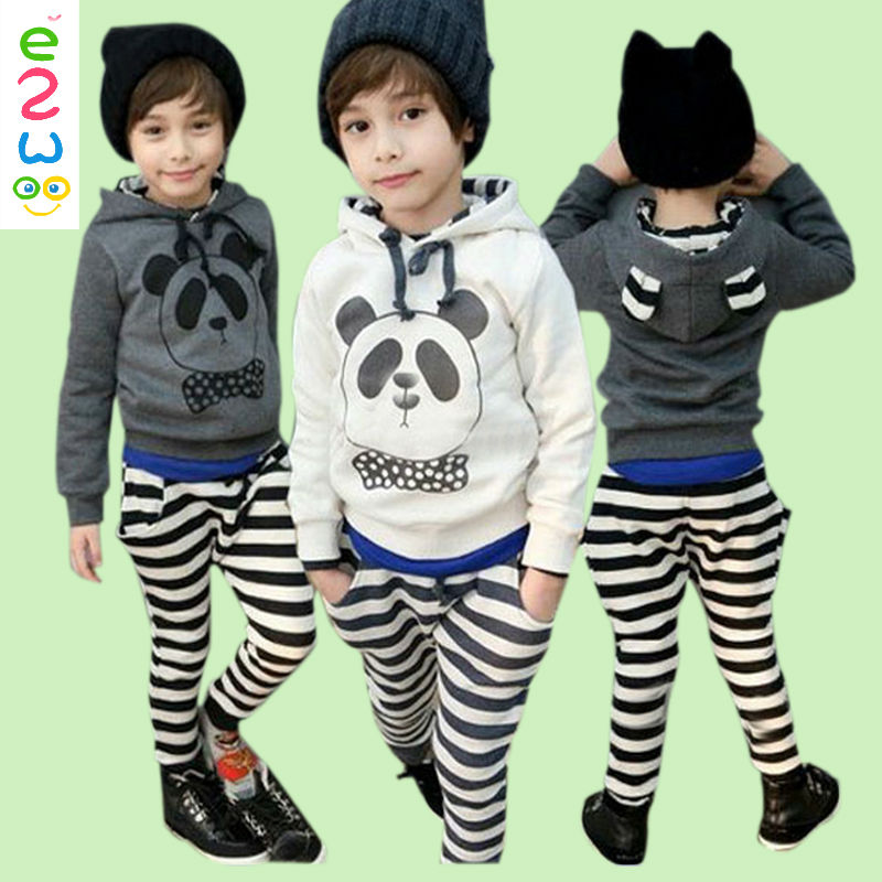 OEM Child Clothes Kids Boys Tracksuits