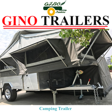 Mobile caravan camping trailer from direct manufacturer