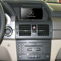 7inch 3G WIFI Special Car DVD For Be nz GLK With GPS Radio Bluetooth iPod A8 Chipset 1G CPU Free Map