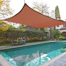 Best seller private balcony sun screen mesh,woven fabric cloth protection UV coated HDPE material covers