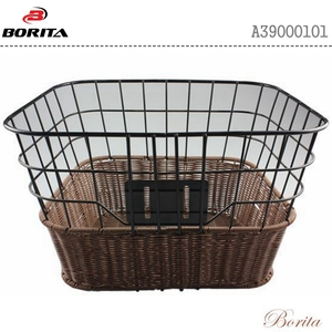 China 2017 Wholesale City Bicycle Steel Basket