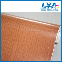 Removable wood grain pvc decorative film korea quality for sale/pvc decorative film /pvc wood grain decorative sheet
