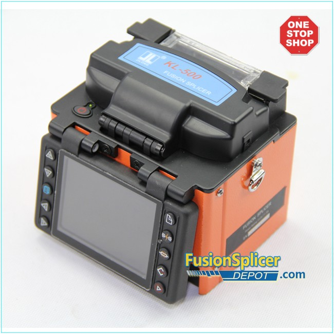 Jilong_ KL-500- fusionadora -de -fibra -optica