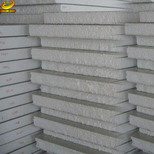 Fire rated prefab house eps sandwich wall panel