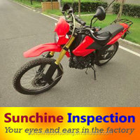 racing motorcycle/ electrical dirt bike inspection/ quality assisstance agent in China