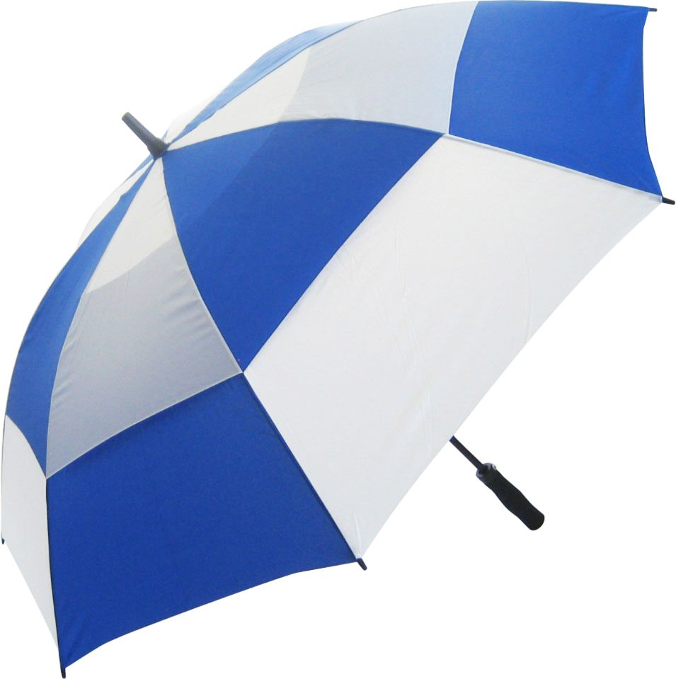 The Alsa Vented Royal Blue Golf Umbrella Series 62""