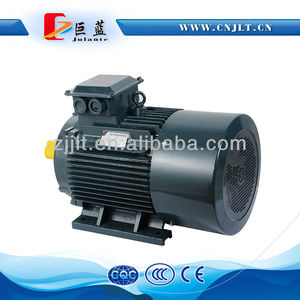 3-phase ac motors electric 100% output power iron cast Three Phase Induction Motor