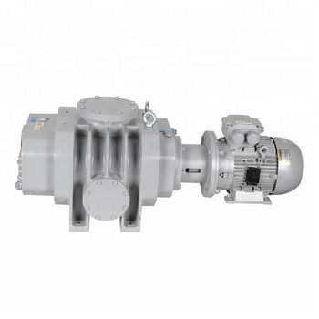 2900 rpm Motor Speed Roots Blower Vacuum Pump