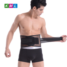 Waist Trimmer Weight Loss Exercise Workout Equipment For Abs Lower Back Support--thermal waist belt