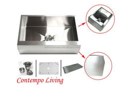 Wholesale Stainless Steel Foster Kitchen Home Deep Pot Sink
