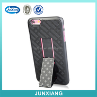 For iphone 6s plus dual stand phone case hard cover for iphone 6s plus