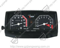Hot Sell TBT110 WY125 GY200 ZB125 Motorcycle Black Meter