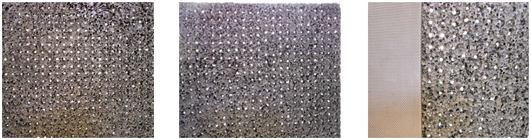 Closed Cell Aluminum Foam Panel with Punched Holes