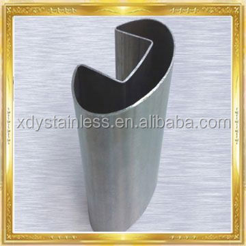 stainless steel pipe China Foshan 201 304 316 Stainless Steel decorative pipe cover