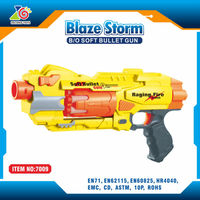 china wholesale battery operated nerf toy guns airsoft/abs foam toy gun plastic sniper rifle toys direct from china