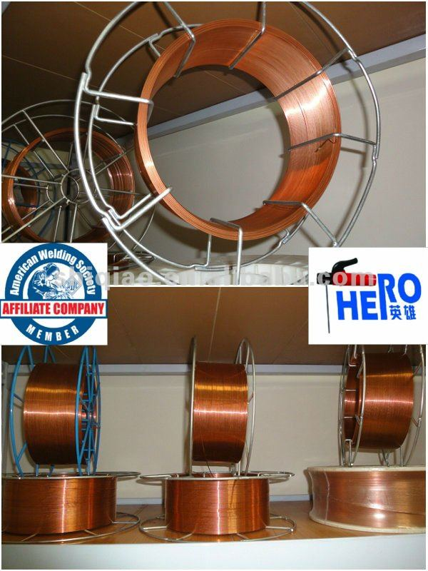 WELDING WIRE ER70S-6 co2 wire welding