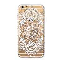 High quality TPU White top cases for iPhone 4