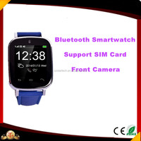 Bluetooth Smart Watch GT08 with SIM Card and 30W Pixel Camera