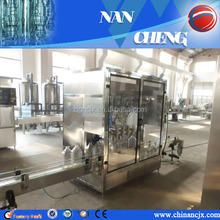 Glass Bottle Filling Machine Piston Type Cooking Oil Filling Machine Small Manufacturing Machines