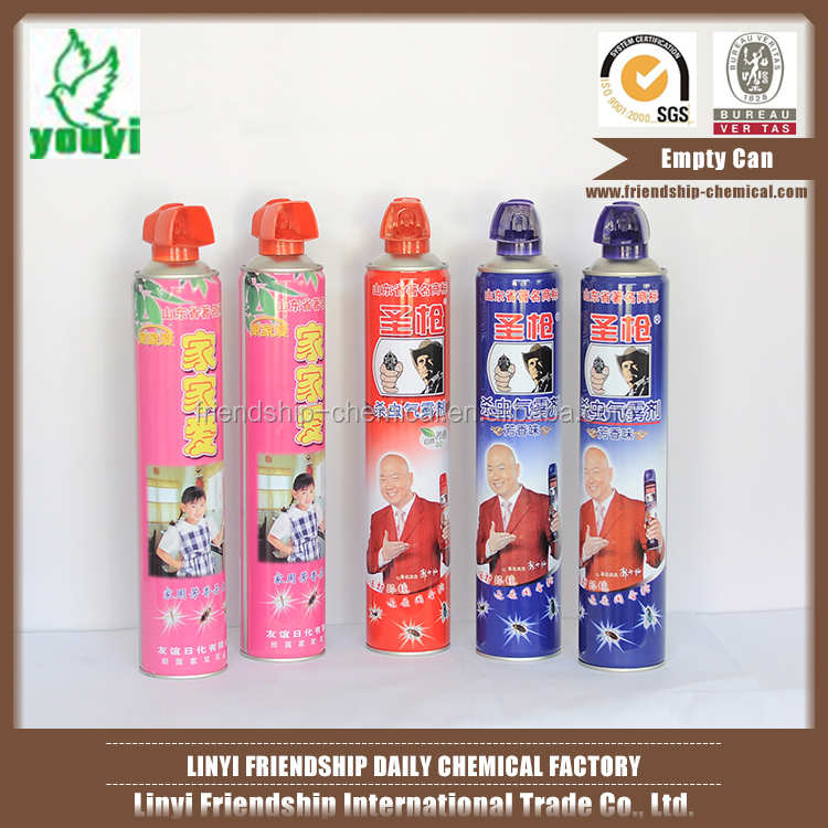 Empty aerosol spray can/aerosol valve can/air freshener valve can