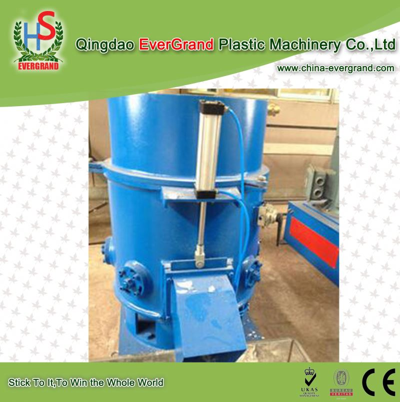 Film Agglomerator Recycled Plastic Agglomerates Densifier