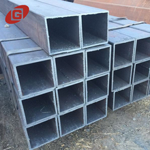 20x20mm 200x200mm black square steel pipe
