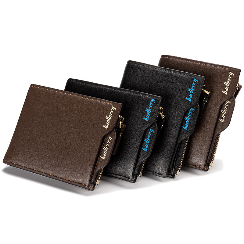 Rfid Blocking Leather Wallet Dollar Price Purse Men Coin Wallet Best Leather Wallet