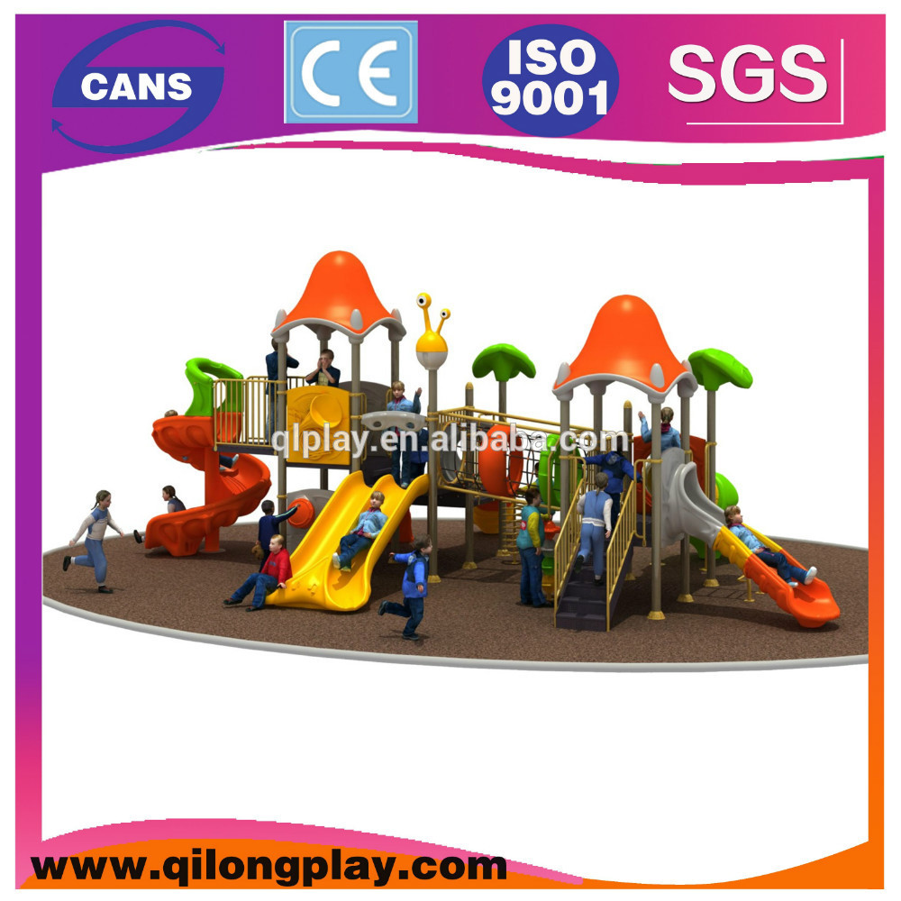 100% quality warrantee play ground equipment for kids