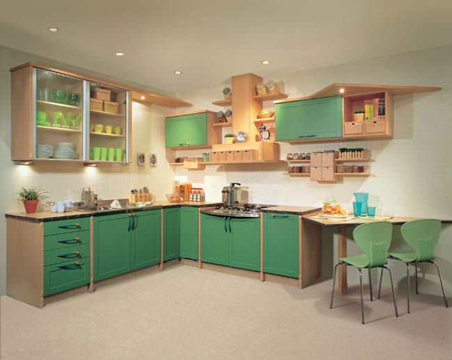 green kitchen2