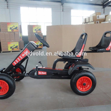 4 wheel kids Pedal Go Kart for 1 person