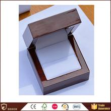 New coming Trade Assurance wooden hair cutting tools box