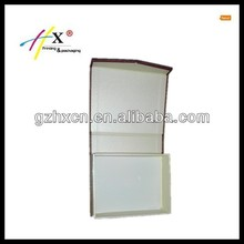 2014 New product flat pack gift box packaging