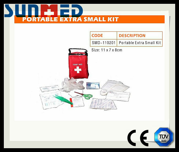 Extra small Portable mini First aid kit